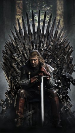 Game Of Thrones Ned Stark Iron Throne