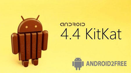 Обзор Android 4.4 KitKat