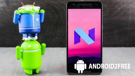 Android 7.0 Nougat установлен всего на 0,3% устройств